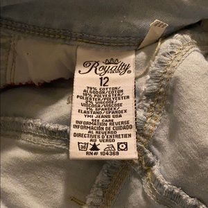 Royalty For Me Jeans - Royalty For Me  midrise jeans. NWOT